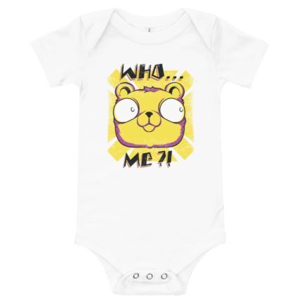 Teddy Bear Baby's Premium Onesie