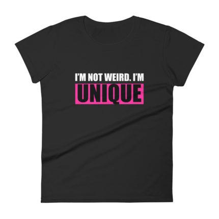 Weird Mom's Fashion Fit T-shirt