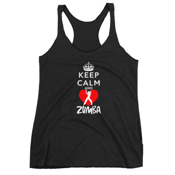Zumba Lover Women's Premium Tank Top